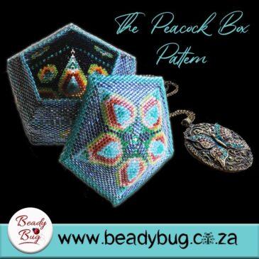 Peacock Box Pattern